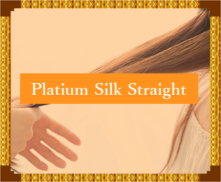 Platium Silk Straight